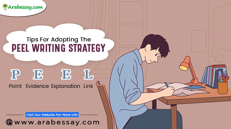 PEEL Writing Strategy