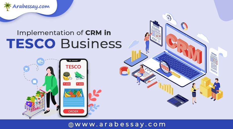 CRM In Tesco Business