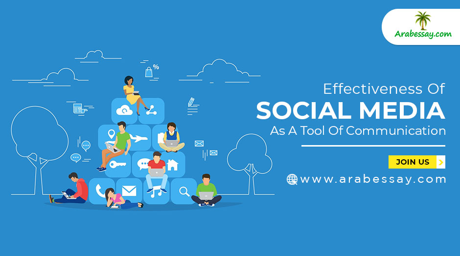 Role Of Social Media In Communication