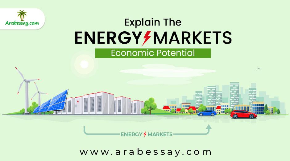 Energy Markets' Economic Potential